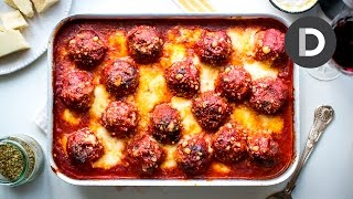 meatballs from scratch