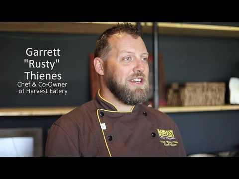 "Harvest Eatery | Garrett ""Rusty"" Thienes"