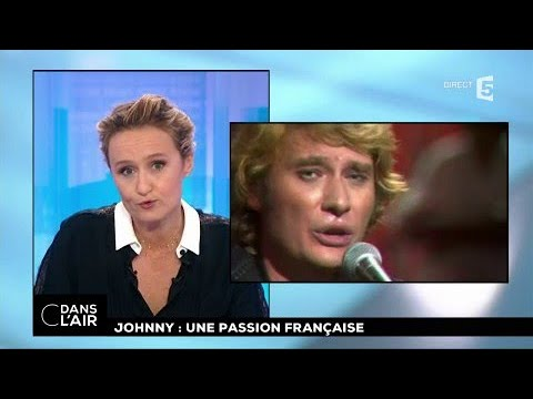 Johnny : une passion française #cdanslair 06.12.2017
