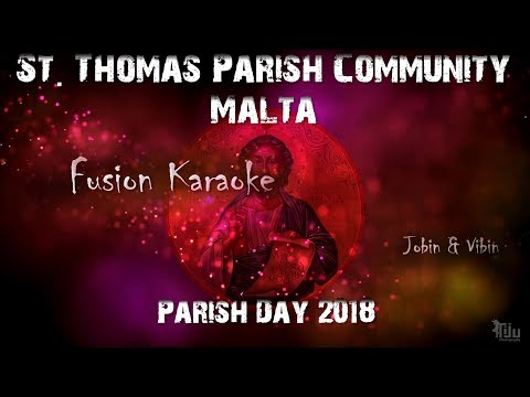 Fusion Karaoke | St. Thomas Parish Community Malta | Parish Day Celebration 2018