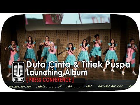 Duta Cinta & Titiek Puspa - Launching Album