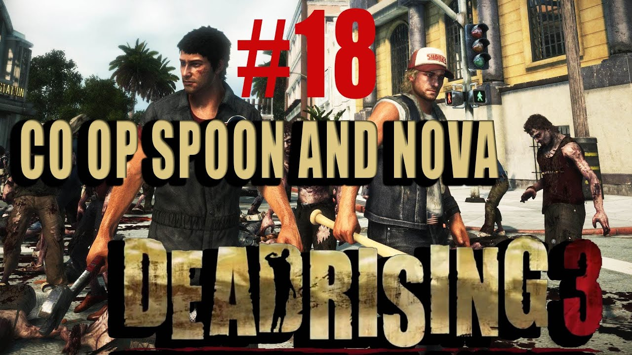 how to play coop dead rising 3