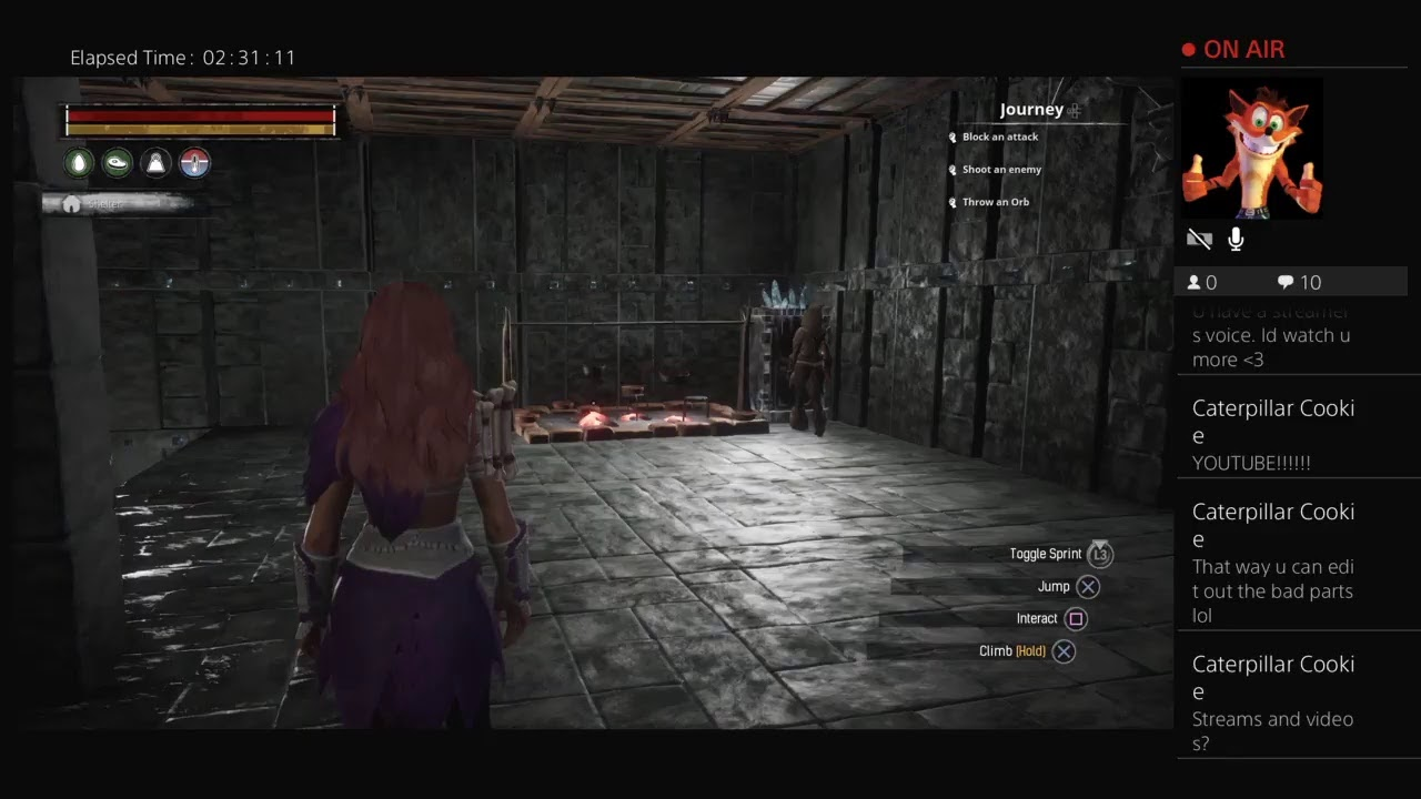 Teaching My Friend How To Play Conan Exiles, (We're Cheating A