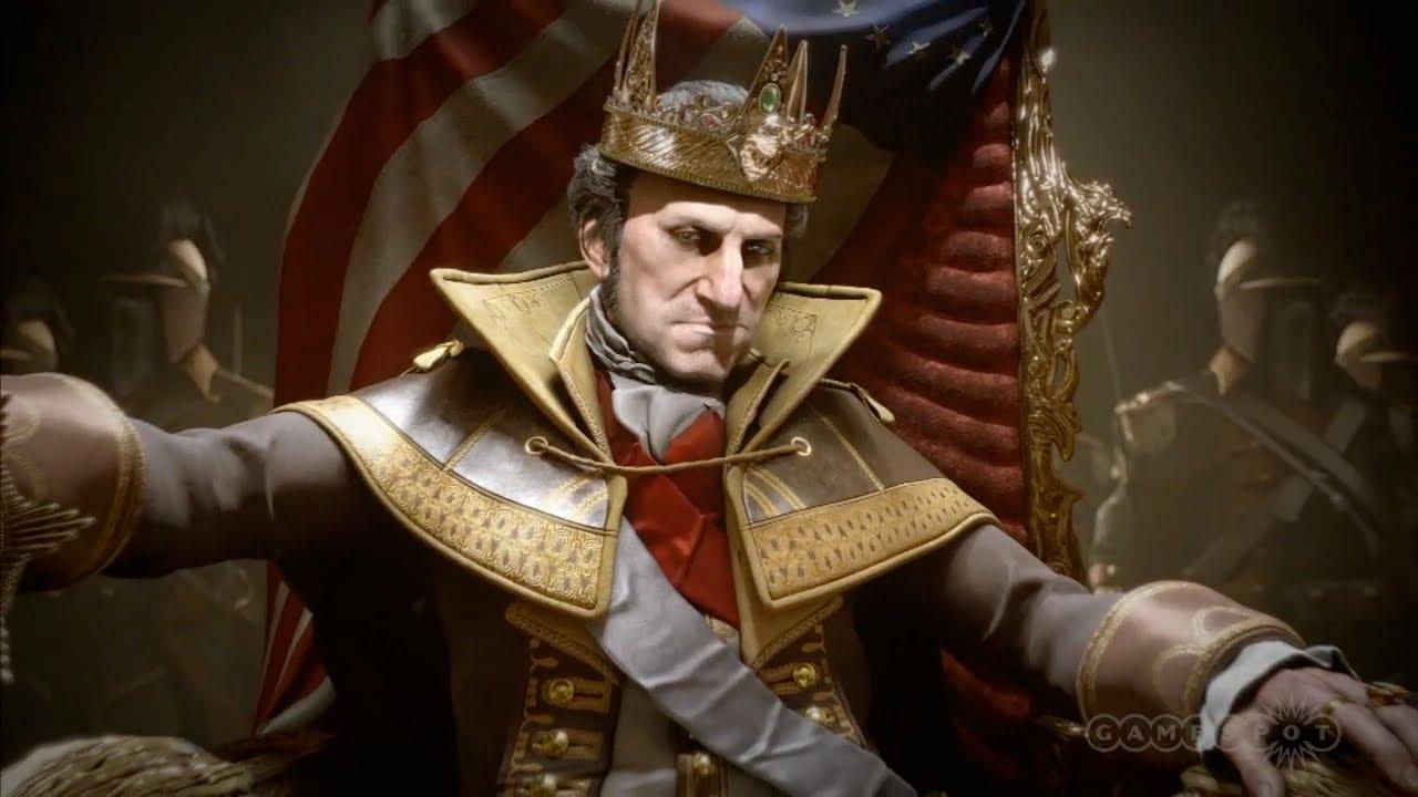 Tyranny of King Washington - Assassin's Creed III DLC ...