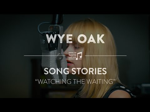 "Wye Oak Performs ""Watching The Waiting"" & Introduces Signature Reverend Guitar 