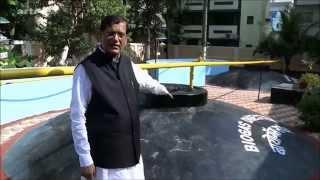 Biogaz a partir excrement humain en Indes 13min18