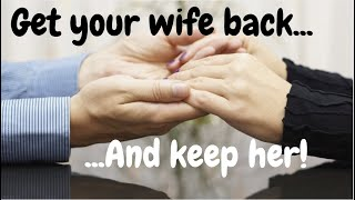 """""""Saving The Marriage AFTER The Divorce - Alpha Shift Radio Episode 008"""
