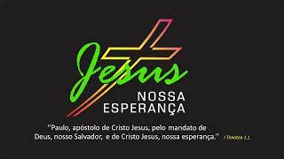 """João 21.15-23 - """" Apesar dos nossos fracassos, o Cristo ressurreto nos enche de esperança"""""""