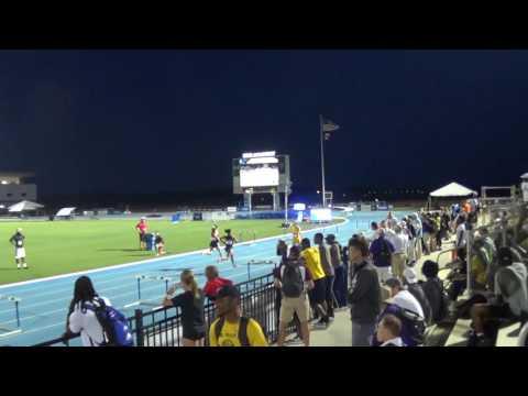 2016 NCAA DII Outdoor T&F Championships ASU Kami Norton 400m Hurdles