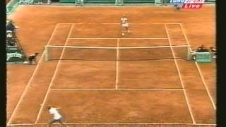 Mary Pierce vs Sabine Appelmans French Open 1998