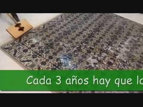 Como limpiar una alfombra limpieza alfombra turca soluc for Como lavar una alfombra persa