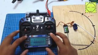 Funciones de Radio control y como Programar canales   DRONEPEDIA