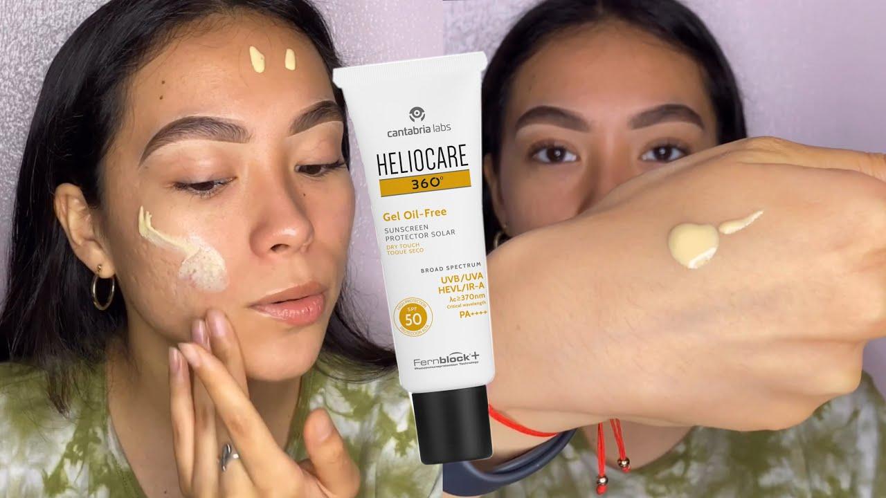 heliocare oil free