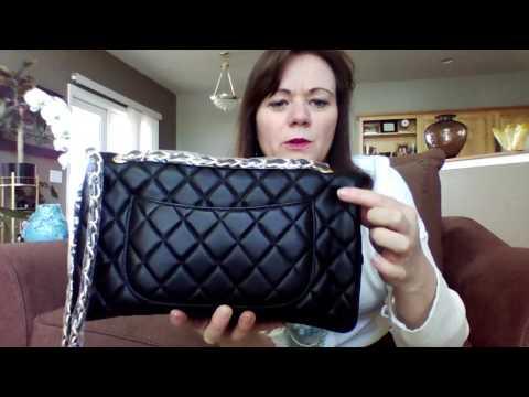 Baginc com unboxing the Adele handbag
