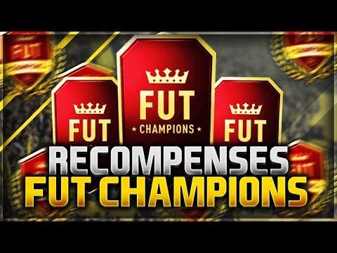 [ FR ] FIFA 19 RÉCOMPENSES FUT CHAMPIONS ( CARTES ROUGES )