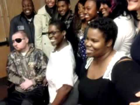 Usher at Kennestone Hospital