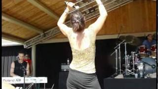 Patty Smyth & Scandal ~ Warrior ~ Beaumont Cherry Festival