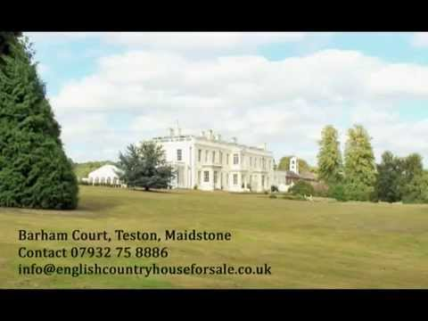 English Country House For Sale