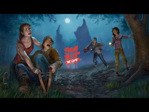 Lucky Jason!! Friday the 13th The GameAjunja1