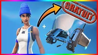 HOW TO HAVE THE FREE SKIN ON FORTNITE PS4
