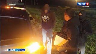 Полицейские задержали в Костроме врача-наркомана