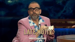 "LATE MOTIV - Bob Pop. ""73642"" 