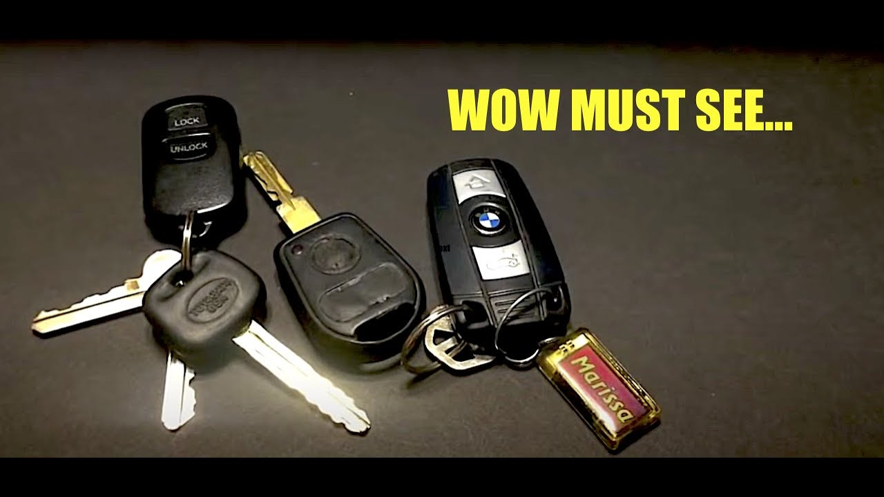 how to bypass the key chip transponder in any car or truck in 5 minutes  [ 1280 x 720 Pixel ]