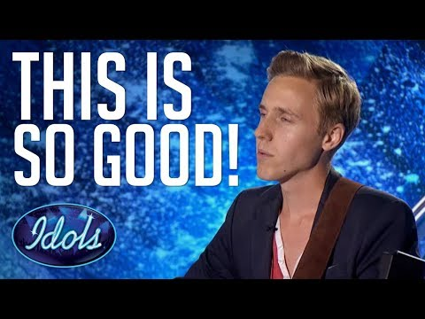 SOMEWHERE OVER THE RAINBOW COVER | Best American idol Audition