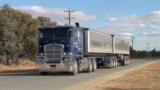 Australian Trucks: Road Trains and B Doubles at Deniliquin 3