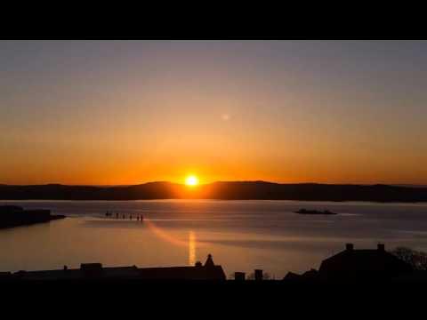 Sunrise - Lysekil / Sweden  February 27th 2016
