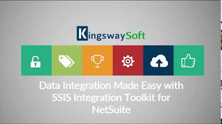 Getting Started with SSIS Integration Toolkit for NetSuite