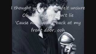 Elliot Yamin - You Say (Lyrics)