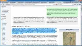 Muslim Administrators on Wikipedia: Persecution of Christians