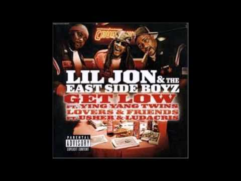 Lil Jon & The East Side Boyz- Get low (Clean version) HQ