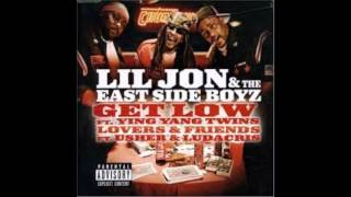 Lil Jon & The East Side Boyz- Get low (Clean version) HQ
