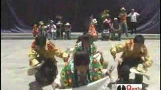 HUAYLIA NAVIDEÑA DEL SUR DE HUAYTARA-presentación