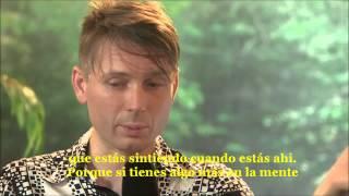 Entrevista- Alex Kapranos from Franz Ferdinand @ Rock N´ Heim (Sub. Esp) [HD]