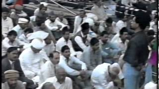 Urdu Nazm ~ Un Ko Shikwah Hay Ke (Jalsa Salana UK 1990)