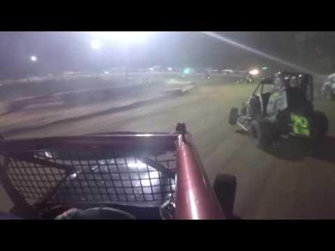 8/5/16 Linda's Speedway~Ben McGowan 600 Micro Sprint