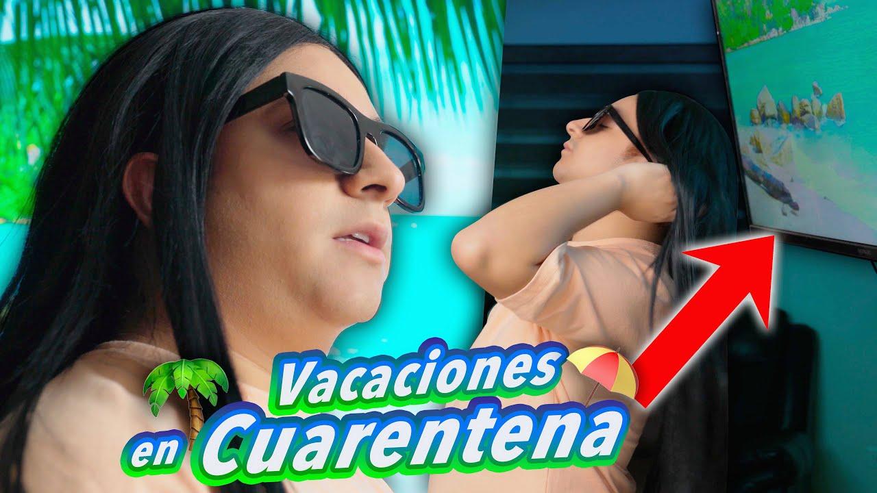 Vacaciones en CUARENTENA | Mario Aguilar