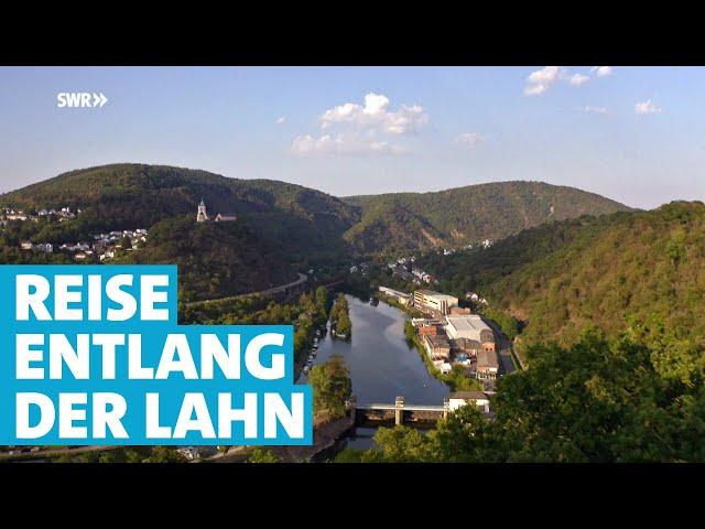 Eine Reise entlang der Lahn - Von Diez bis nach Lahnstein | Fahr  mal hin