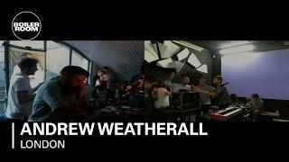 Andrew Weatherall 50 min Boiler Room DJ Set