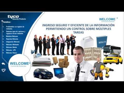Webinar: Gestión de visitantes de manera segura y eficiente por Tyco
