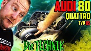 5Zylinder 20V TURBO! - Marco's Audi 80 Quattro - Die Technik #2226