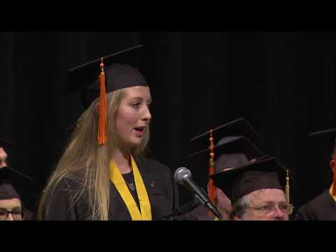 University of Iowa College of Engineering Commencement - December 17, 2017