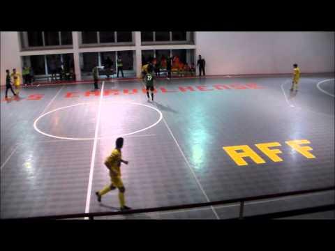 Juniores (Campeonato AFC): CRI Alhadense 0-8 CS São João