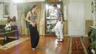 cupid shuffle dance remix