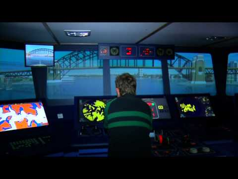 Maritime Simulation Centre bridges the learning from theory to practical at AMC