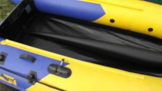 Надувний човен GLADIATOR B 330 Гладіатор огляд