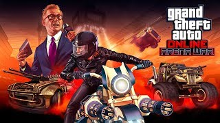Grand Theft Auto Live - (New DLC) Arena Wars With Subs - Should Be Fun